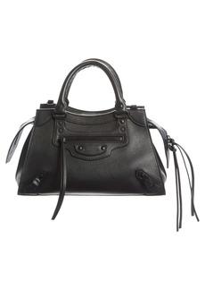 Balenciaga Mini Neo Classic City Leather Top Handle Bag