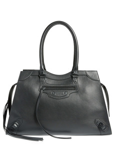 Balenciaga Neo Classic City Leather Weekend Tote
