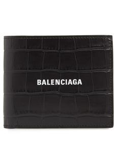 Balenciaga Square Billfold Wallet