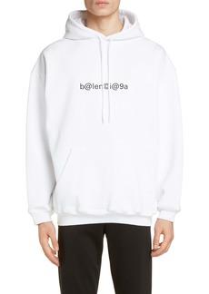 Balenciaga Symbolic Graphic Hoodie