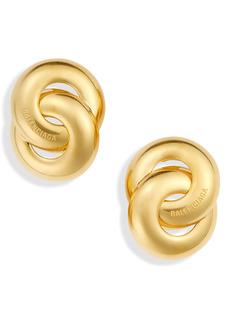 Balenciaga Twin Earrings