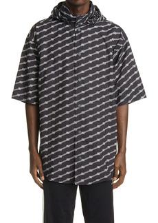 Balenciaga Windbreaker Shirt