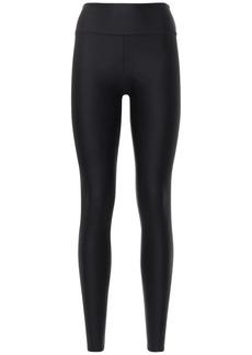 Balenciaga High Waist Spandex Jersey Leggings