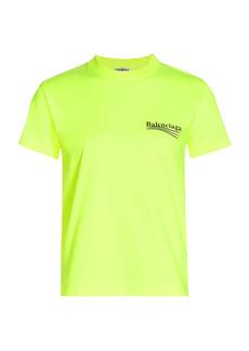 Balenciaga Small Fit Logo T-Shirt