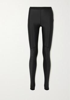 Balenciaga Stretch Stirrup Leggings