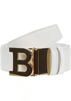 Bally B Buckle 40 M Belt Adjustable/Reversible Belt