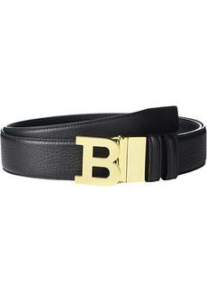 Bally B Buckle 40 M/490 Adjustable/Reversible Belt