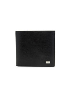 Bally Beisel Leather Bi-Fold Wallet