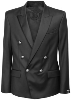 Balmain Collection Fit Wool Blazer