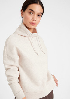 Banana Republic Funnel-Neck Sweatshirt