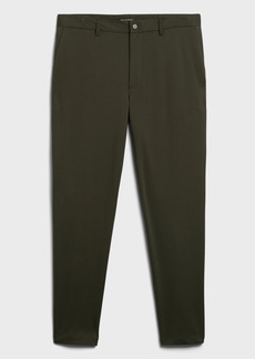 Banana Republic Slim LUXE City Pant with Core Temp Technology