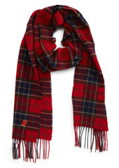 Barbour Babour Oxdale Plaid Scarf