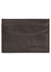 Barbour Amble Leather RFID Card Case