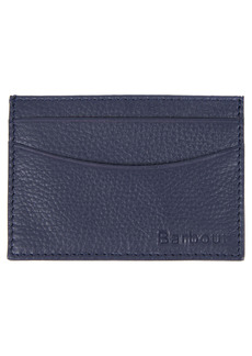 Barbour Amble RFID Leather Card Case