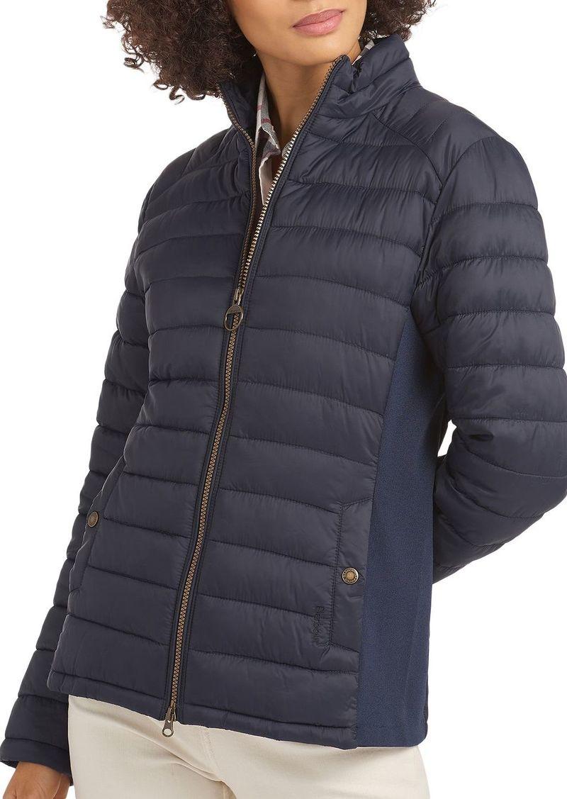 Barbour Ashridge Quilted Puffer Coat
