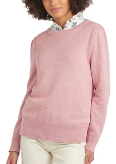 Barbour Bowland Cotton Sweater