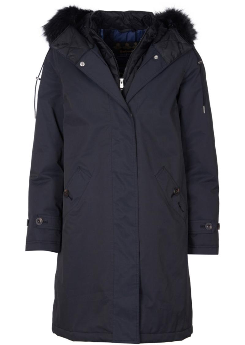 Barbour Braan Waterproof Hooded Parka Coat