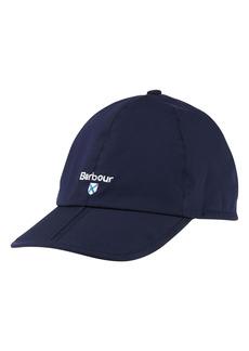 Barbour Crest Waterproof Baseball Cap