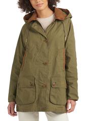 Barbour Delevingne Waterproof Hooded Jacket