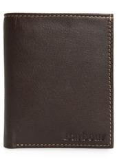 Barbour Elvington Leather RFID Wallet
