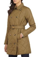 Barbour Fairsfield Belted Quilted Coat