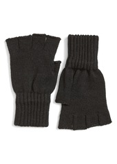 Barbour Fingerless Wool Gloves