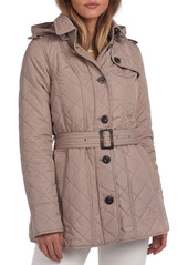 Barbour Finstown Hooded Quilted Coat - 100% Exclusive