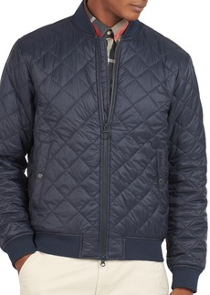 Barbour Gabble Quilted Bomber Jacket