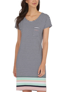 Barbour Harewood Striped Dress