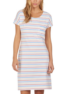 Barbour Harewood Striped T-Shirt Dress