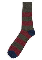 Barbour Houghton Stripe Socks