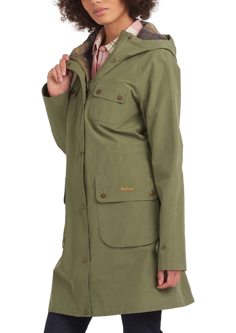 Barbour Idris Waterproof Hooded Raincoat