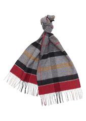 Barbour Inverness Tartan Wool Scarf