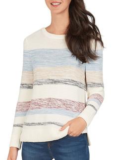 Barbour Littlehampton Cotton Striped Sweater