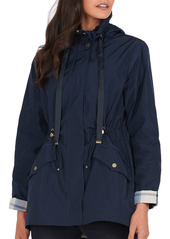Barbour Lothian Showerproof Hooded Coat