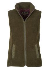 Barbour Milburn Faux Shearling Vest