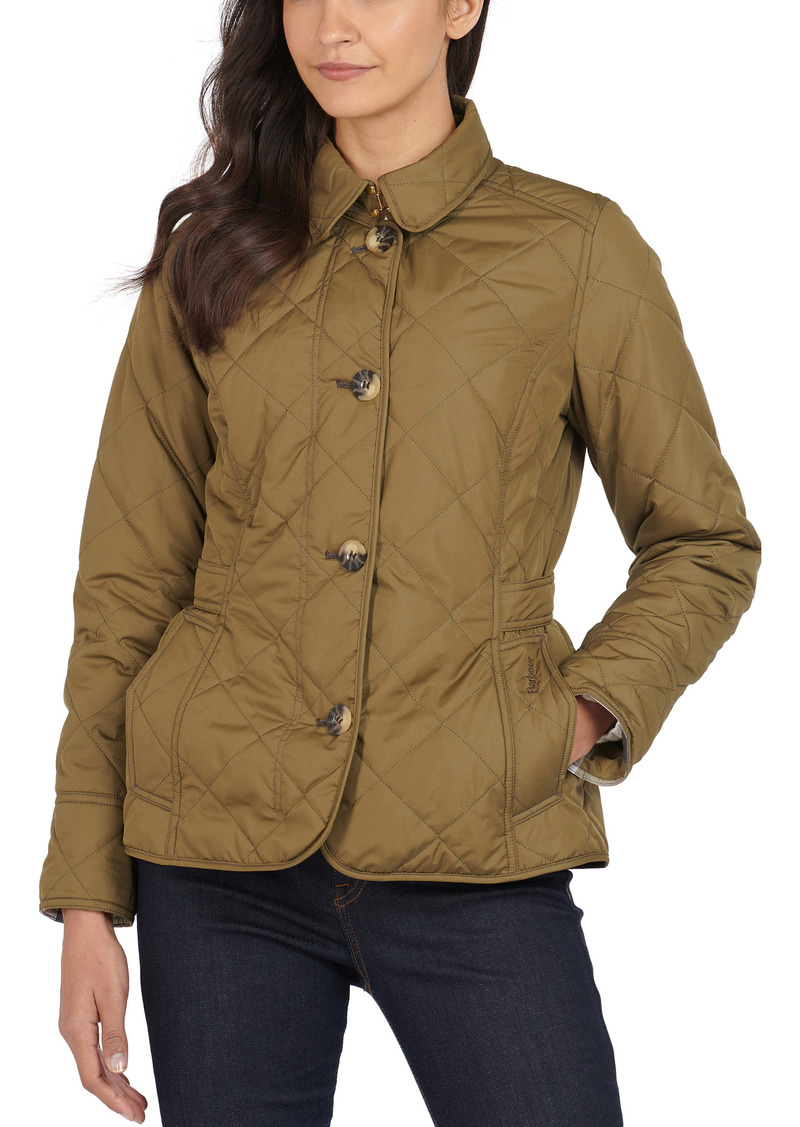 Barbour Nelson Quilted Jacket