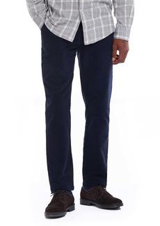 Barbour Neuston Regular Fit Moleskin Chino Pants