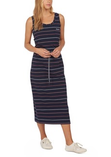 Barbour Overland Striped Tank Dress