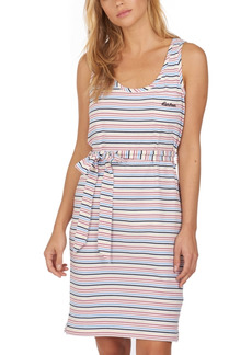 Barbour Patterson Striped Sleeveless Dress