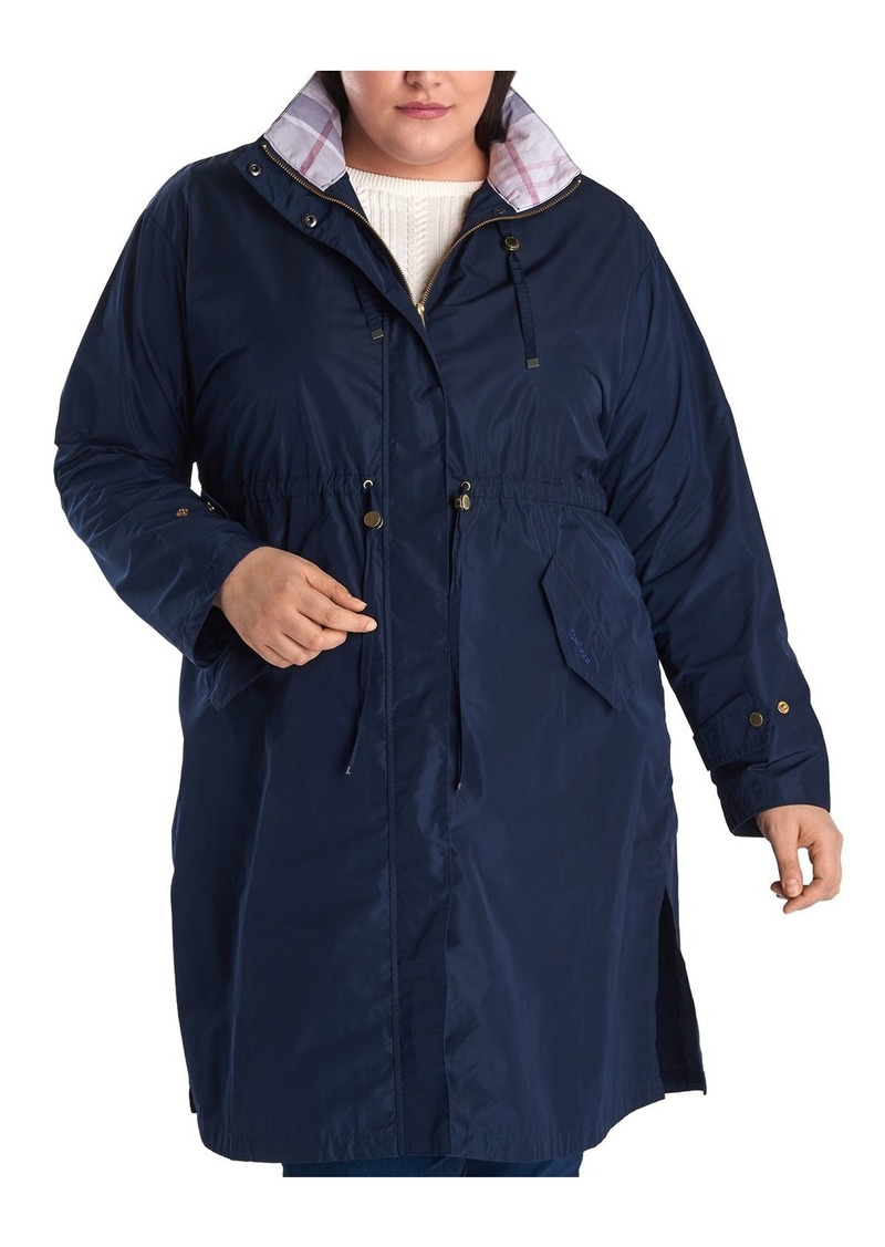 Barbour Plus Harper Hooded Coat