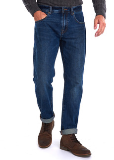Barbour Regular Fit Jeans (Heavy Wash)