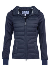Barbour Spurn Channel Quilted Hooded Jacket