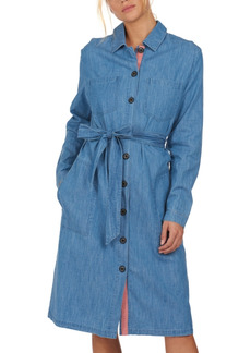 Barbour Tynemouth Cotton Shirtdress