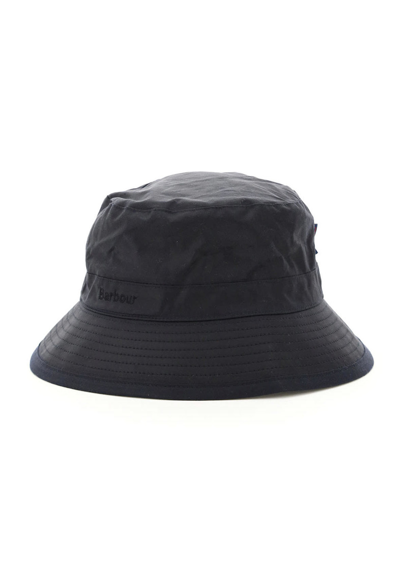 Barbour Wax Sports Bucket Hat