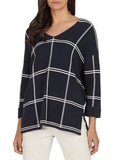Barbour Wellwood Cotton Printed Sweater