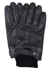 Barbour Wilkin Leather Gloves