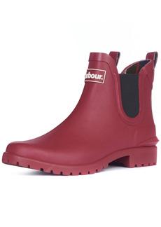 Barbour Women's Wilton Wellington Lug Sole Rain Boots Women's Shoes