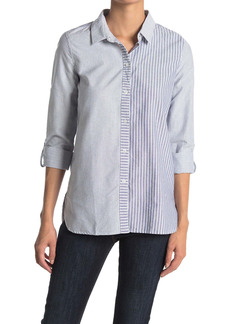 Barbour Bay Collared Variegated Stripe Shirt