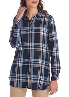 Barbour Baymouth Plaid Tunic Shirt